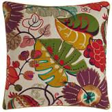 "Legacy Botanical Garden Pillow, 20""Sq."