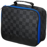 Crazy 8 Checkered Lunchbox