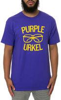 Upper Playground The Purple Urkel T-shirt