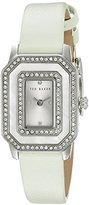 Ted Baker Women's 10023482 Glam Analog Display Japanese Quartz Green Watch