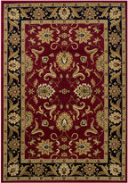 "Dalyn St. Charles STC524 Red 5'1"" x 7'5"" Area Rug"