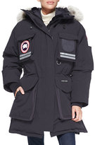 Canada Goose Snow Mantra Fur-Hood Coat