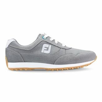 Foot Joy FootJoy Women's Sport Retro Golf Shoes Grey 9 W US