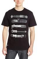 Lrg Men's Star Wars Weapon Of Choice Light Saber T-Shirt