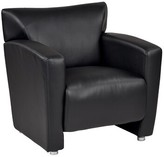 Osp Furniture Club Leather Lounge Chair OSP Furniture
