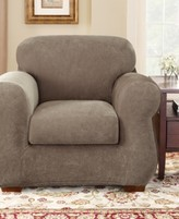 Sure Fit Stretch Pique Slipcovers