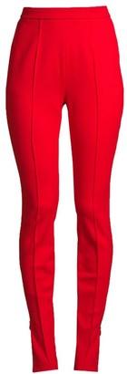 Escada Sport Rita Ora Capsule Talicia Zip Cuff Pants