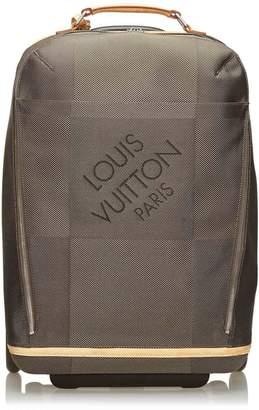 Louis Vuitton Brown Damier Geant Conquerant 55