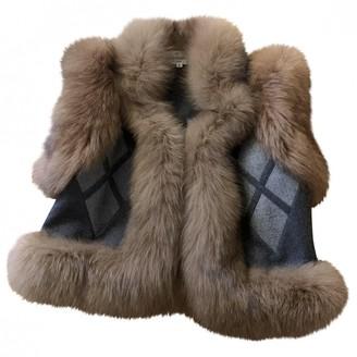 Valentino \N Grey Fox Knitwear