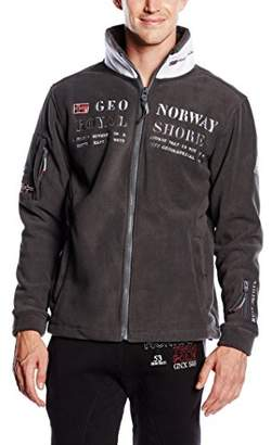 Geographical Norway Fleece Jacket Update - - X-Large