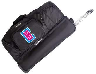 """NBA® Mojo 27"""" Rolling Drop Bottom Duffel Bag"""