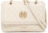 Love Moschino Quilted Medallion Shoulder Bag