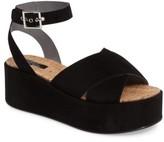 Topshop Women's Whisper Platform Sandal