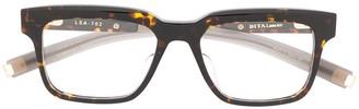 Dita Eyewear Lancier square glasses