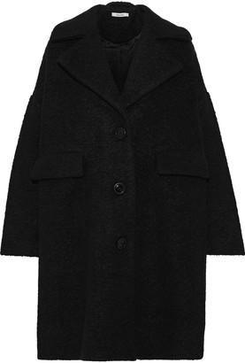 Ganni Wool-blend Boucle Coat