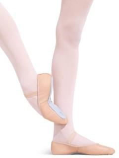 Capezio Toddler Girls Daisy Ballet Shoe