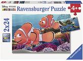 Disney Finding Nemo Nemo's Adventure 24-Piece Puzzle - Set of Two