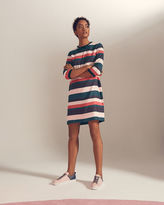 Ted Baker Striped colourblock dress