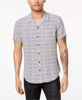 GUESS Men's Medallion Print Shirt