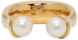 Chloé Gold Darcey Ring