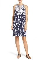 Tommy Bahama Women's Leaf Print Cover-Up Dress