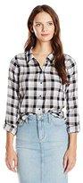 Joie Women's Katrine Plaid Shirt