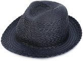 Paul Smith woven hat - men - Straw - M
