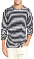 Vince Men's Long Sleeve Stripe T-Shirt