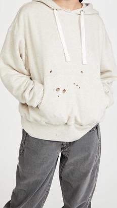 TRE by Natalie Ratabesi The Manny Distressed Sweatshirt