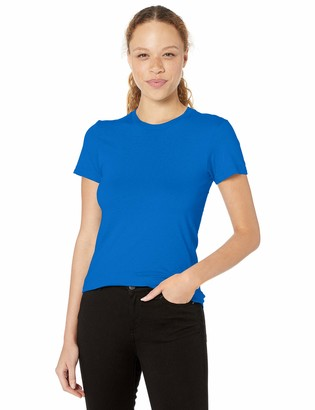 Marky G Apparel Women's Fine Jersey Short Sleeve T-Shirt