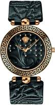 Versace Women's VK7070013 Vanitas Rose Gold Ion-Plated Coated Stainless Steel Interchangeable Straps Diamond Watch