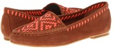Joie Aliso (Brown/Fluorescent Coral) - Footwear