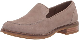 Sperry womens Fairpoint Loafer Suede Sneaker