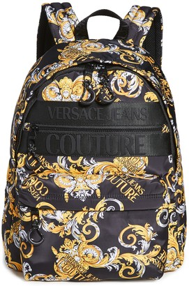 Versace Macrologo Backpack
