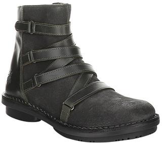 Fly London Women's Casual boots 006 - Diesel Felt Ankle Boot - Women