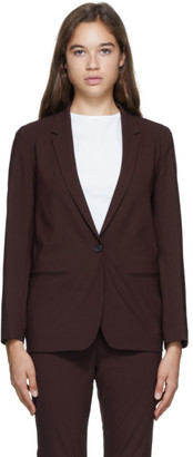 6397 Purple Perfect Blazer