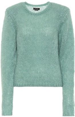 Isabel Marant Erin mohair-blend sweater