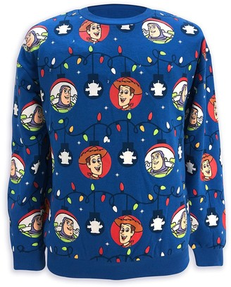 Disney Toy Story Light-Up Holiday Sweater for Adults