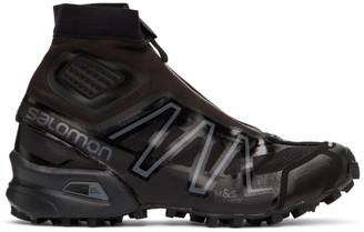 Salomon Black Snowcross Advanced Sneakers