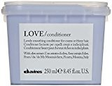 Davines Love Smoothing Conditioner, For Coarse or Frizzy Hair, 8.45 Fluid Ounce (250 ml)