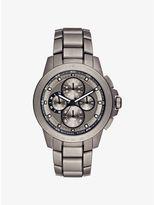 Michael Kors Ryker Gunmetal-Tone Watch