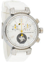 Louis Vuitton Tambour Lovely Cup Diamond Watch