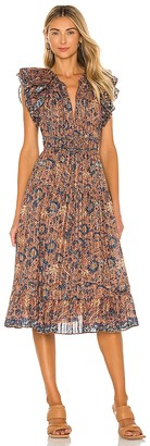 Ulla Johnson Analise Dress