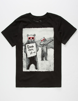 Riot Society Dab On It Boys T-Shirt