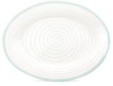 Portmeirion Dinnerware, Sophie Conran Carnivale Celadon Large Oval Platter