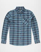 Volcom Gains Mens Flannel Shirt