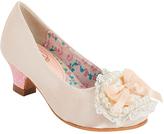 China Doll Pink Catuona Dress Shoe