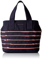 Tommy Hilfiger Canvas Flag Tote