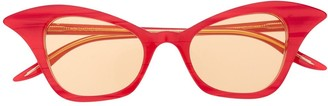 Gucci GG0707S cat-eye sunglasses