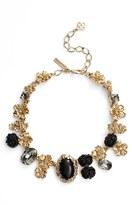 Oscar de la Renta Crystal Collar Necklace